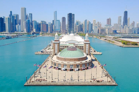 Navy Pier - Near Chicago Airport