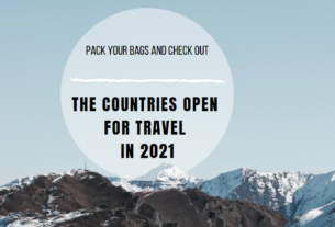Countries Open for Travel in 2021